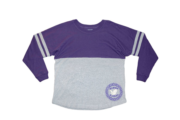 Bellbrook Eagles Long Sleeve Pom Pom Jersey