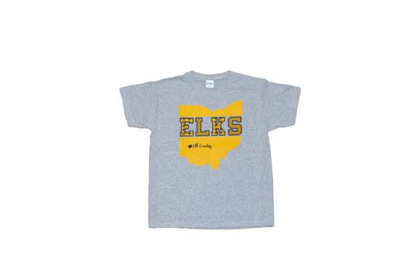 Youth Centerville Elks Graphic Tee