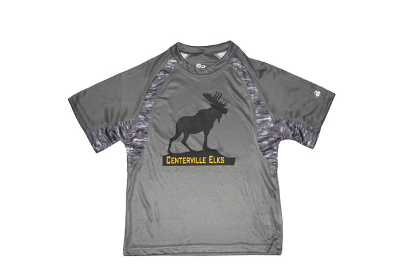Youth Centerville Elks Dri-Fit Graphic Tee