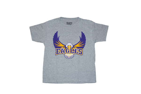 Adult Golden Eagles Graphic Tee