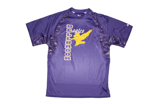 Youth Golden Eagles DriFit Graphic Tee