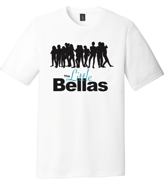 Belles show shirt-2019 Bellbrook Winterguard