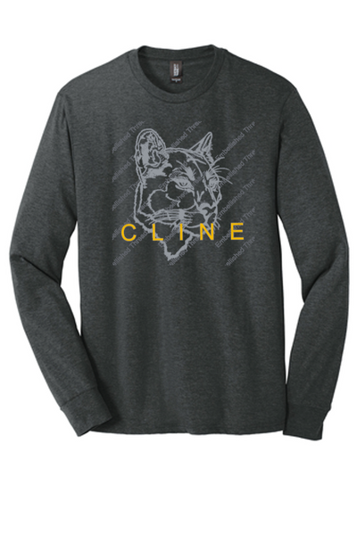 Youth Long sleeve Tee-Cline fall 18