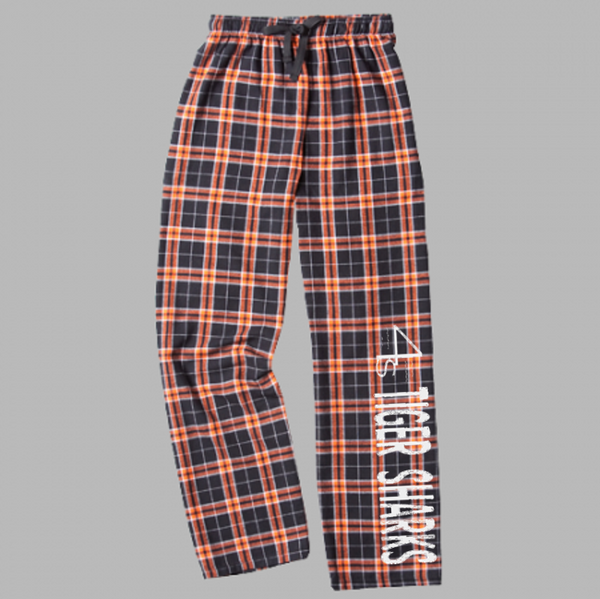 Flannel lounge pants-4S Swim