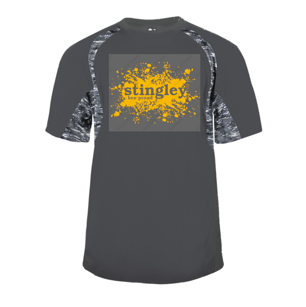 Performance T-shirt-Stingley Fall Fundraiser
