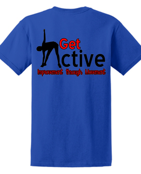 Get Active Short sleeve tee-AKTA