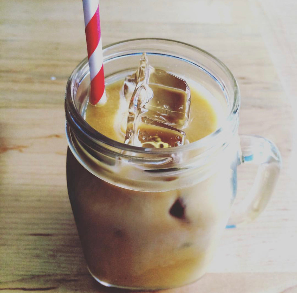 Our Favorite Iced Coffee!