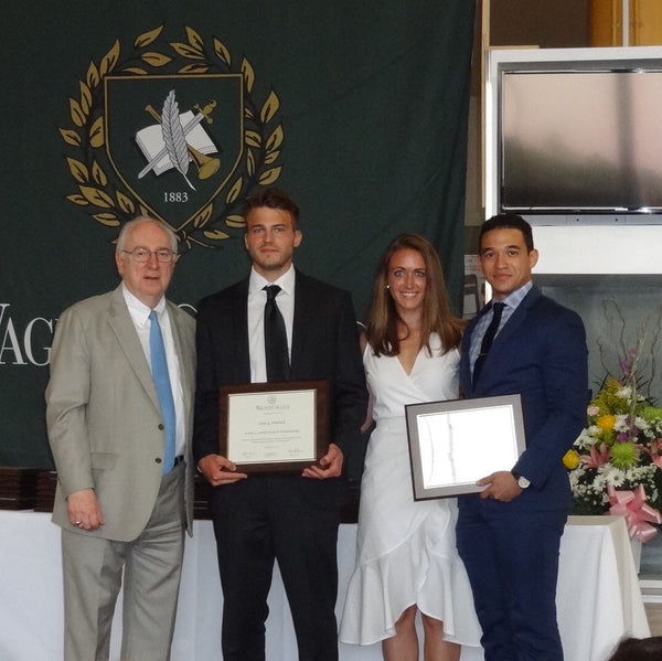 Cardiello Award for Entrepreneurship at Wagner College