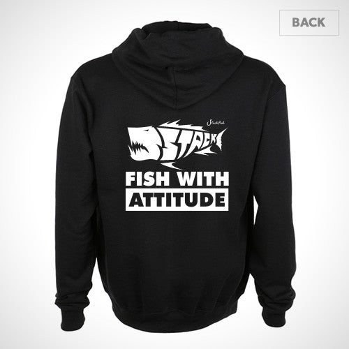 Fish With Attitude (FWA) Hoodie