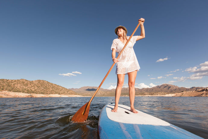 Paddle board the right way!