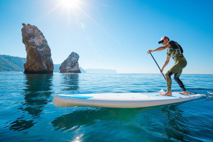 Paddle Boarding Essentials to Bring With You