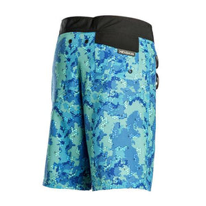 Deep Blue Boardshort Swimwear - Hexskin - 2
