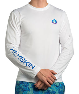 Spear Lightweight Long Sleeve UPF Tee Shirt - Hexskin