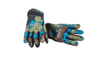 Sea Grass Camo Gloves - Hexskin