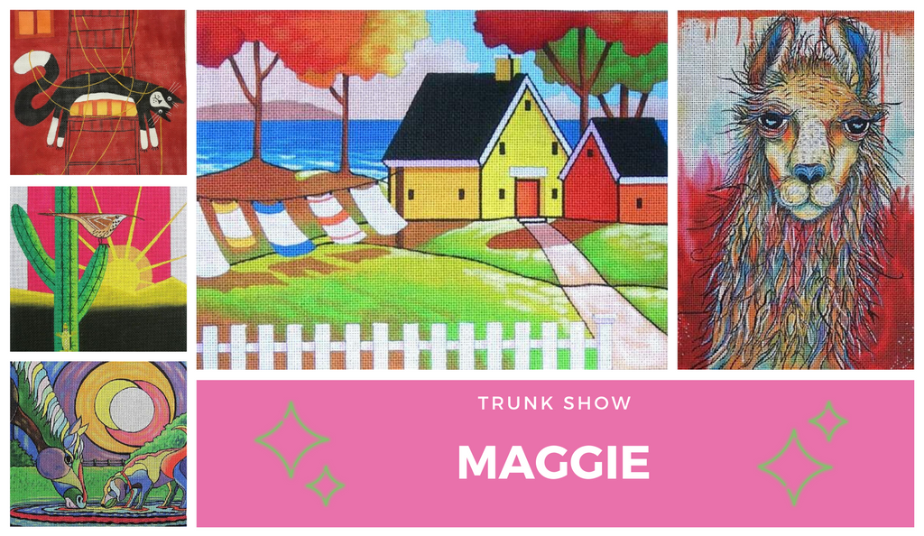 Maggie & Strictly Christmas Trunk Shows