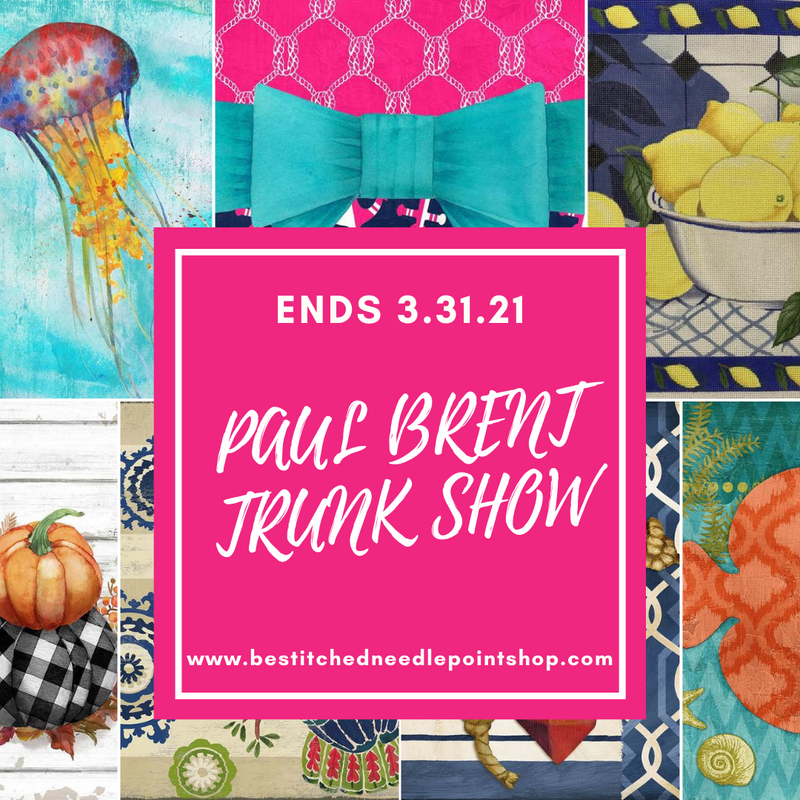 NEW: Paul Brent Trunk Show