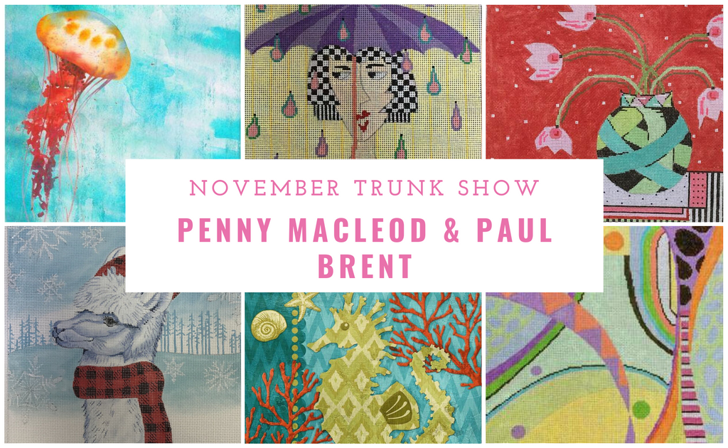 Penny Macleod & Paul Brent Trunk Show