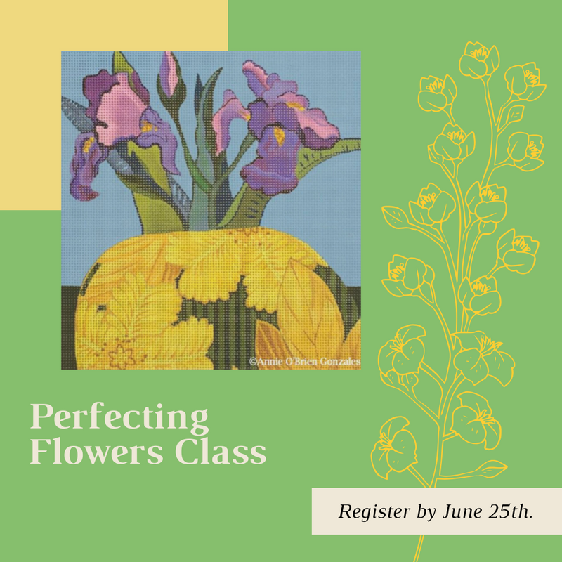 Perfecting Flowers Class