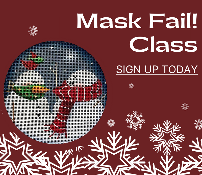 Mask Fail! New Online Class Available