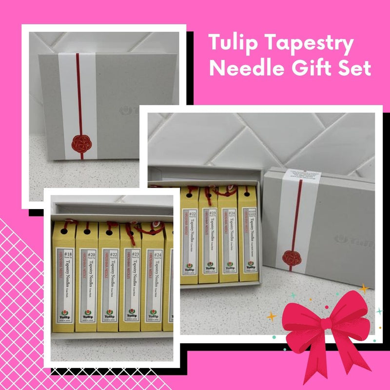 Tulip Tapestry Needle Gift Set