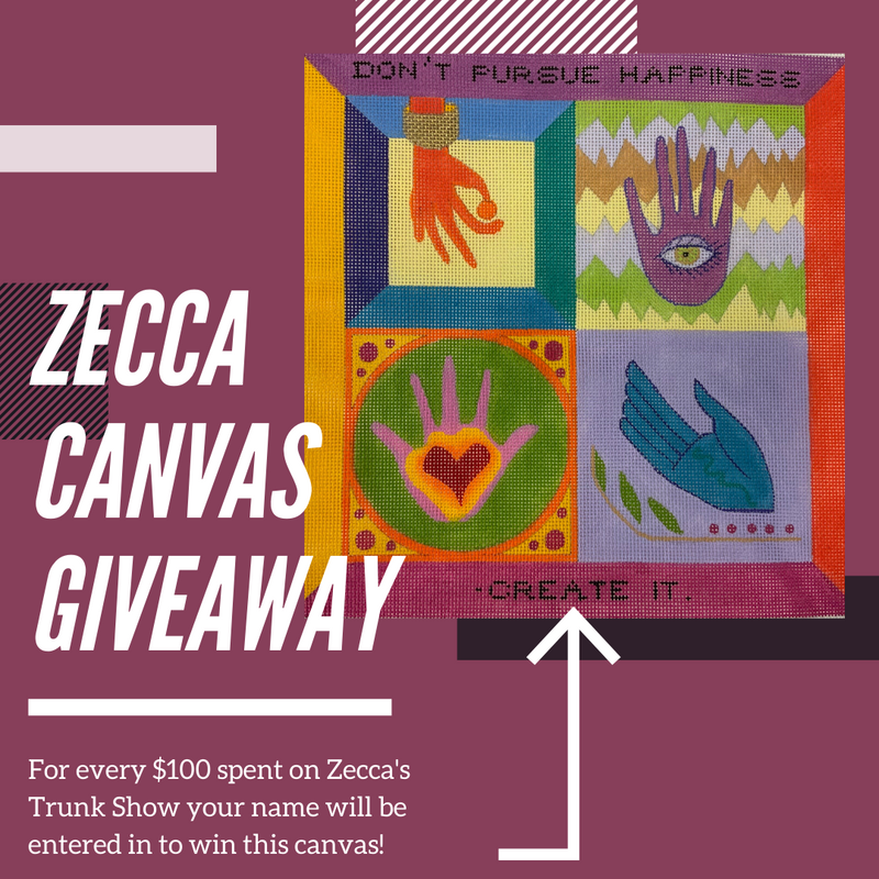 Enter our Zecca Giveaway