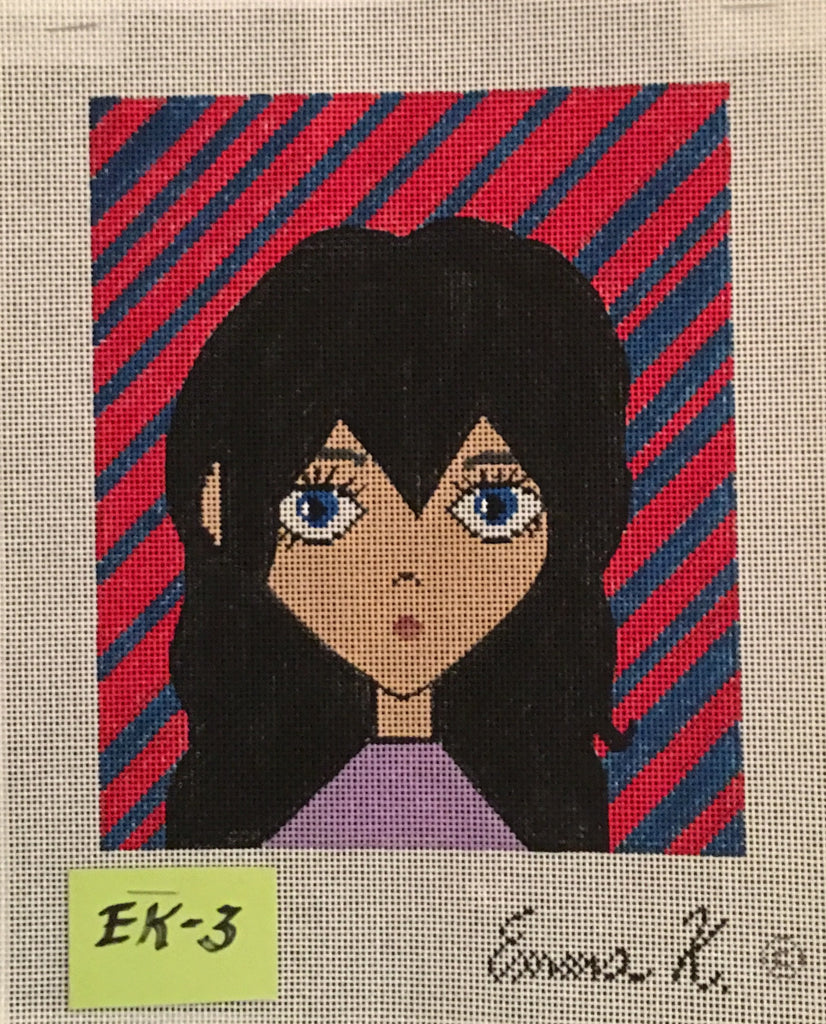 New Young Needlepoint Artist
