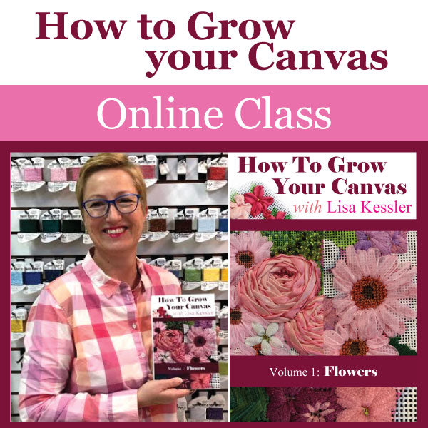 How To Grow Your Canvas - New Class
