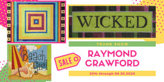 October Trunk Show: Raymond Crawford Designs