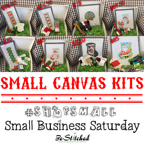 Small Canvas Kits