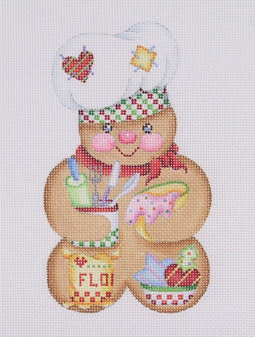 Gingerbread Man / Baker