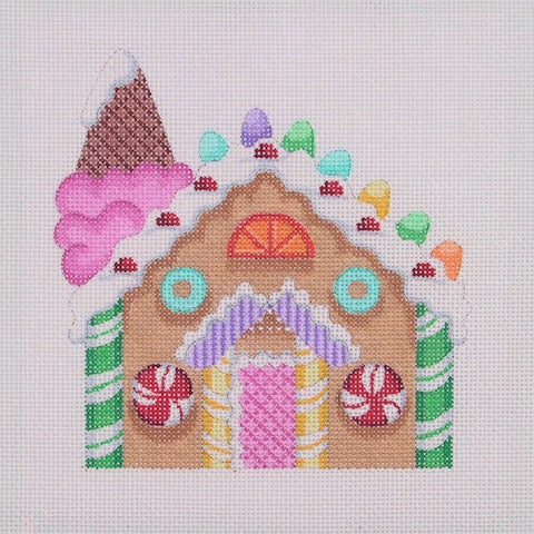 Gingerbread House / Ice Cream Cone