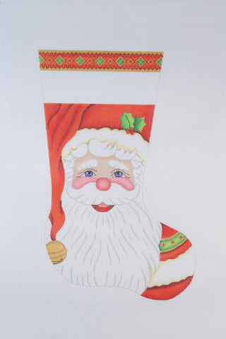 Christmas Stocking ­- Santa