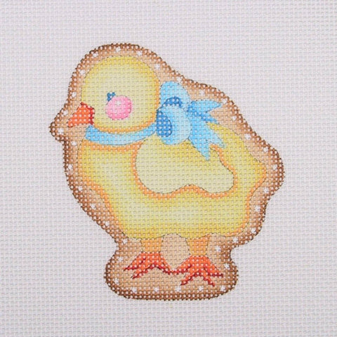 Cookie / Yellow Chick / Blue Bow