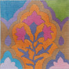 Arabesque Tile - Orange