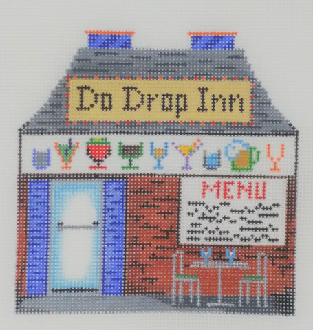"building, pub, ""Do Drop Inn"" small on 18M"