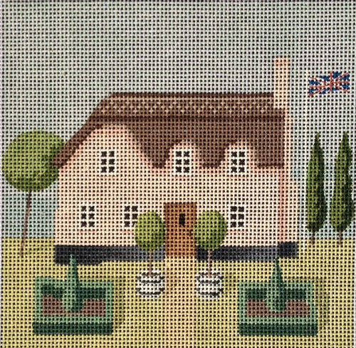 Little Britain - Thatched Roof Home