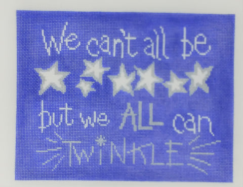 ...ALL can twinkle