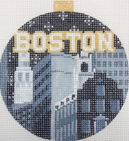 City Bauble- Boston