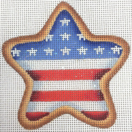 Gingerbread / Cookie / Flag Star