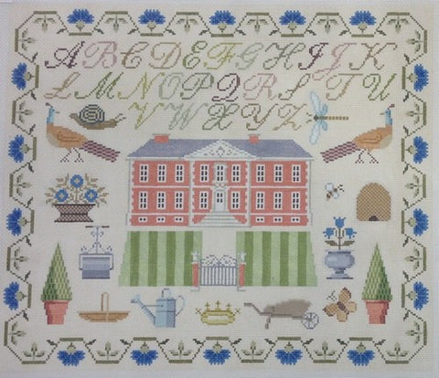 English Sampler- Country Estate
