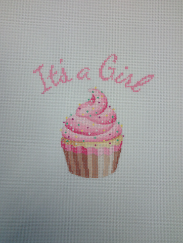 It's a Girl Cupcake Sampler