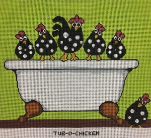 Tub O' Chicken