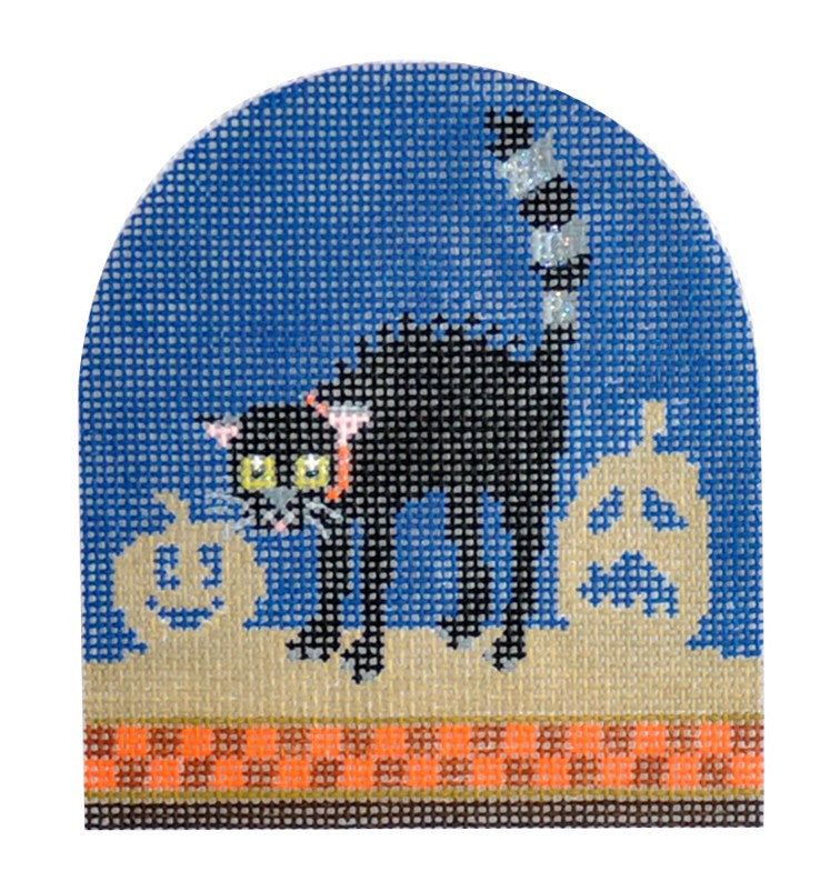 Halloween House- Spooky Animal Cat
