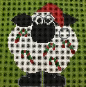 Easy Sheep Decorating