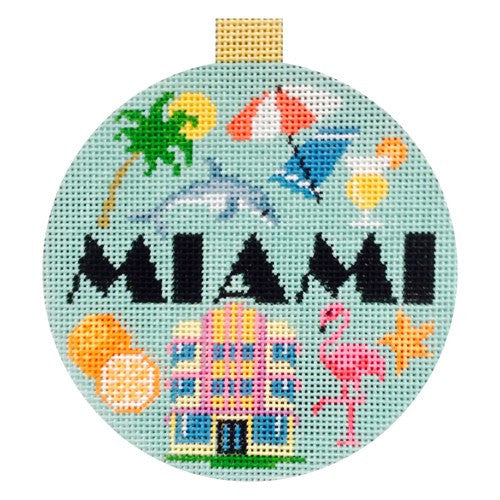 Travel Round- Miami