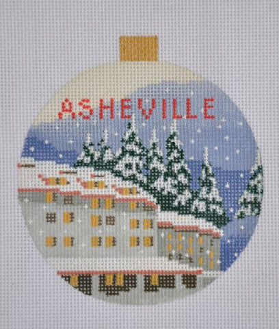 Grove Park Inn Asheville Ornament
