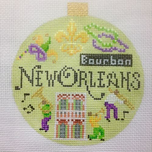 Travel Round- New Orleans