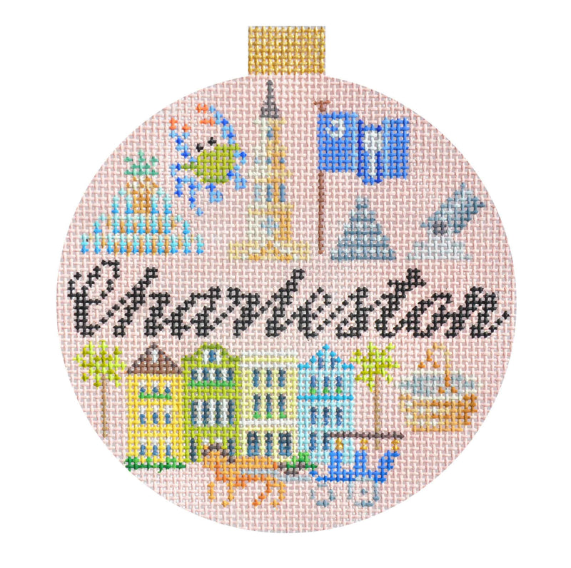 Travel Round- Charleston