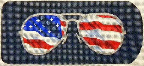 Eyeglasses Case Flag Ray-Bans