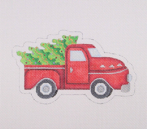 Christmas Ornament / Red Pickup